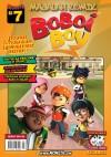 Majalah Komik BoBoiBoy Isu #7