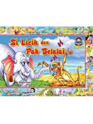 Siri Pekerti:Si Licik dan Pak Belalai by Noraini Yusof from ARUS INTELEK SDN. BHD in Children category
