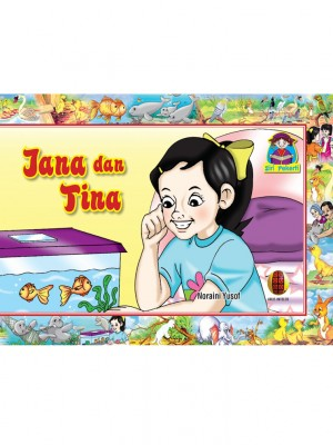 Siri Pekerti:Jana & Tina by Noraini Yusof from ARUS INTELEK SDN. BHD in Children category