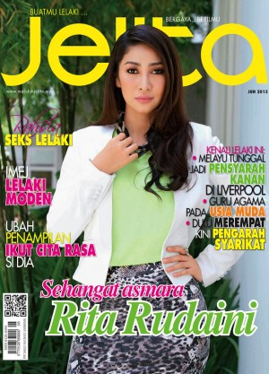 Jelita June 2013 by berita publishing from Berita Publishing Sdn Bhd in Magazine category