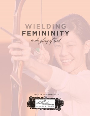 Wielding Femininity to the Glory of God Re-fashioning Ornaments into Instruments by Shabby Chic Ministries from Bookbaby in Religion category
