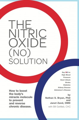 The Nitric Oxide (NO) Solution How to Boost the Body's Miracle Molecule by Dr. Nathan Bryan from Bookbaby in Family & Health category
