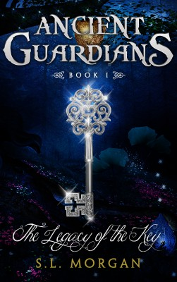 Ancient Guardians - The Legacy of the Key (Ancient Guardian Series, Book 1)
