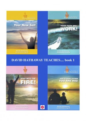 David Hathaway Teaches - book 1 A Compilation of David Hathaway's Bible Teaching by David Hathaway from Bookbaby in Religion category