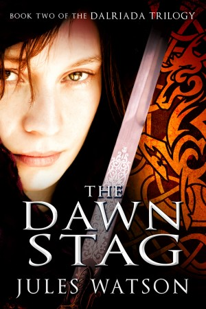 The Dawn Stag Book Two of the Dalriada Trilogy by Jules Watson from Bookbaby in General Novel category