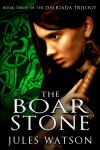 The Boar Stone Book Three of the Dalriada Trilogy by Jules Watson from  in  category