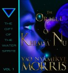 The Oracle of Khemsa Nu Volume 1 The Gift of the Water Sprite by Yao Nyamekye Morris from  in  category