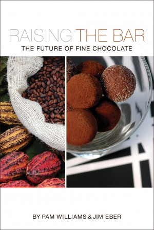 Raising the Bar: The Future of Fine Chocolate by Jim Eber from Bookbaby in General Novel category