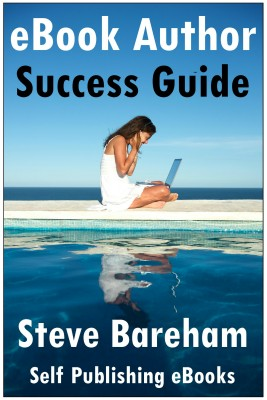 eBook Author Success Guide Self Publishing eBooks by Steve Bareham from Bookbaby in Lifestyle category