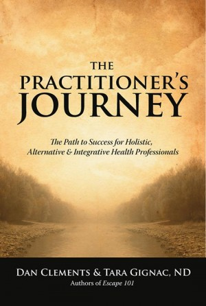 The Practitioner's Journey The Path to Success for Holistic, Alternative and Integrative Health Professionals by Dan Clements from Bookbaby in Business & Management category