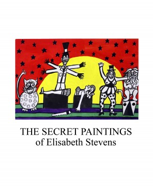 The Secret Paintings of Elisabeth Stevens by Elisabeth Stevens from Bookbaby in Art & Graphics category