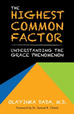 The Highest Common Factor Understanding the grace phenomenon by Olayinka Dada, M.D from Bookbaby in Religion category