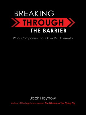 Breaking Through the Barrier What Companies That Grow Do Differently by Jack Hayhow from Bookbaby in Business & Management category