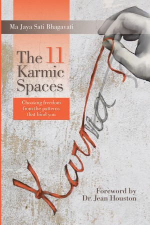 The 11 Karmic Spaces Choosing Freedom From The Patterns That Bind You by Ma Jaya Sati Bhagavati from Bookbaby in Religion category