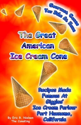 The Great American Ice Cream Cone  by E. R. Nielsen from Bookbaby in General Novel category