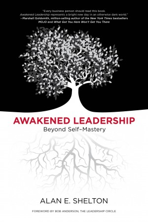 Awakened Leadership Beyond Self-Mastery by Alan E. Shelton from Bookbaby in Business & Management category