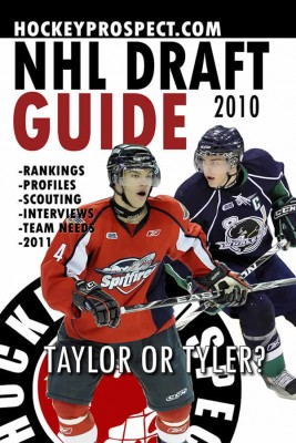 NHL Draft Guide 2010  by HockeyProspect.com from Bookbaby in Sports & Hobbies category