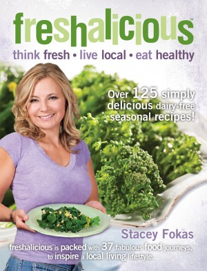 freshalicious think fresh*live local*eat healthy by Stacey Fokas from  in  category