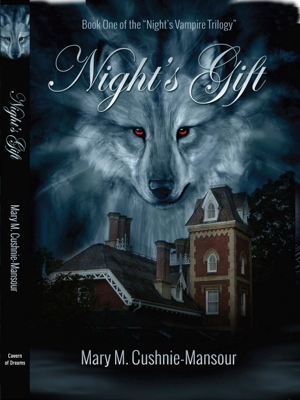 Night's Gift - Book One of the 'Night's Vampire Trilogy' by Osiris Ramos from Bookbaby in Romance category