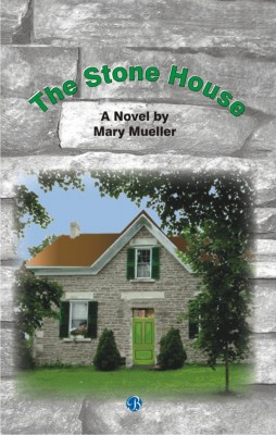 The Stone House  by Mary Mueller from Bookbaby in Romance category