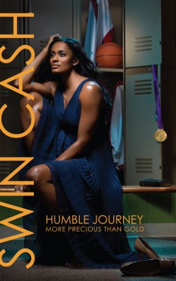 Humble Journey: More Precious Than Gold by Swin Cash from Bookbaby in Autobiography & Biography category