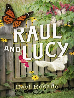 Raul and Lucy by David Schwartz from Bookbaby in Teen Novel category