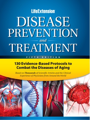Disease Prevention and Treatment by Life Extension from BookBaby in Family & Health category