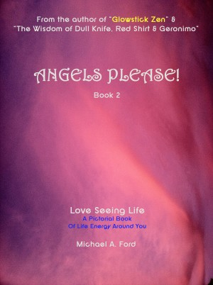 Angels Please! (Book 2) - Love Seeing Life: A Pictorial Book of Life Energy Around You by Michael A. Ford from Bookbaby in General Novel category