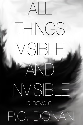 All Things Visible and Invisible by P.C. Donan from Bookbaby in General Novel category