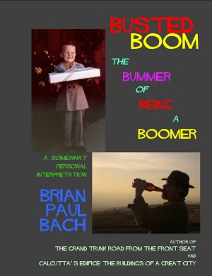 Busted Boom - The Bummer Of Being A Boomer by Brian Paul Bach from Bookbaby in Science category
