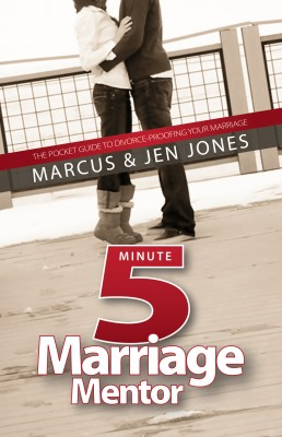 Five-Minute Marriage Mentor - The Pocket-Guide to Divorce-Proofing Your Marriage