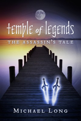 Temple of Legends by Michael Long from Bookbaby in General Novel category