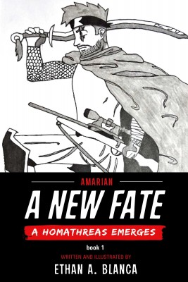 A New Fate by Ethan A. Blanca from  in  category