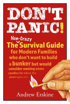 Don't Panic! The Non-Crazy Survival Guide For Modern Families