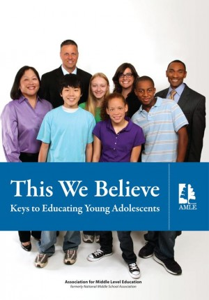 This We Believe Keys to Educating Young Adolescents by Association for Middle Level Education from Bookbaby in General Novel category
