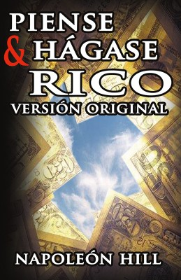 Piense y Hágase Rico  by Napoleon Hill from Bookbaby in Lifestyle category