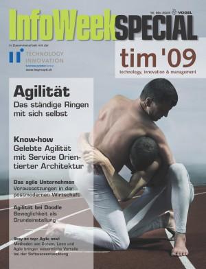 tim special '09 Agilität - Das ständige Ringen mit sich selbst