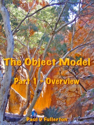 The Object Model Overview by Paul D Fullerton from Bookbaby in Business & Management category