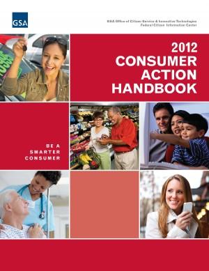 2012 Consumer Action Handbook Be a Smarter Consumer