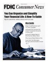 You Can Organize and Simplify Your Financial Life: A How-To Guide Tips To Save Time, Reduce Stress And Cut Costs by Federal Deposit Insurance Corporation from  in  category