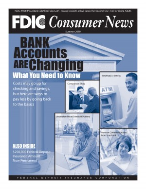 Bank Accounts Are Changing. What You Need to Know