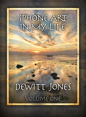iPhone Art in My Life Volume One by Dewitt Jones from Bookbaby in General Novel category
