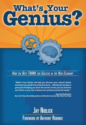 What's Your Genius How the best think for success by Jay Niblick from  in  category