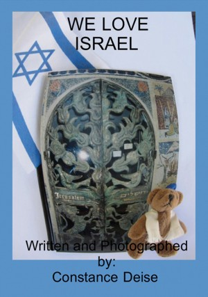 We Love Israel  by Constance Deise from Bookbaby in Teen Novel category