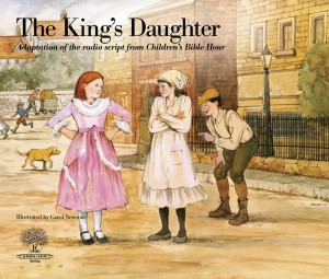 The King's Daughter  by CBH Ministries from Bookbaby in Teen Novel category