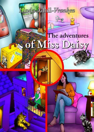 The adventures of Miss Daisy  by Linda Adnil-Vranken from Bookbaby in Teen Novel category