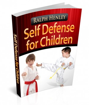 Self Defense for Children  by Ralph Henley from Bookbaby in Lifestyle category