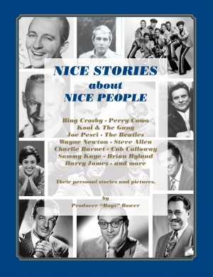NICE STORIES about NICE PEOPLE  by Dr