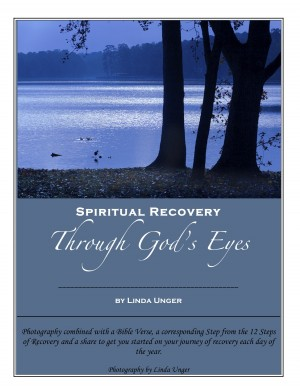 Spiritual Recovery Through God's Eyes  by Linda Unger from Bookbaby in Religion category