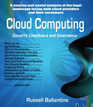 Cloud Computing Security Compliance and Governance by Russell Ballantine from Bookbaby in Engineering & IT category